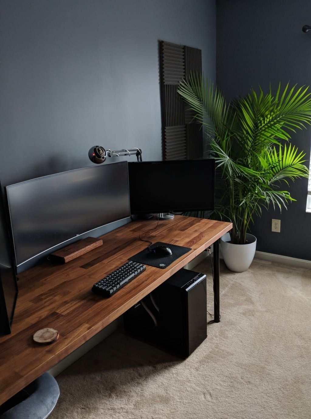 Stunning Gaming Setup Ideas For Your Bedroom That Will Amaze You #gamingdesk