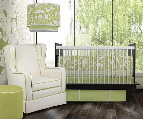 green baby room use a black crib and add pandas bamboo mini me rh pinterest com