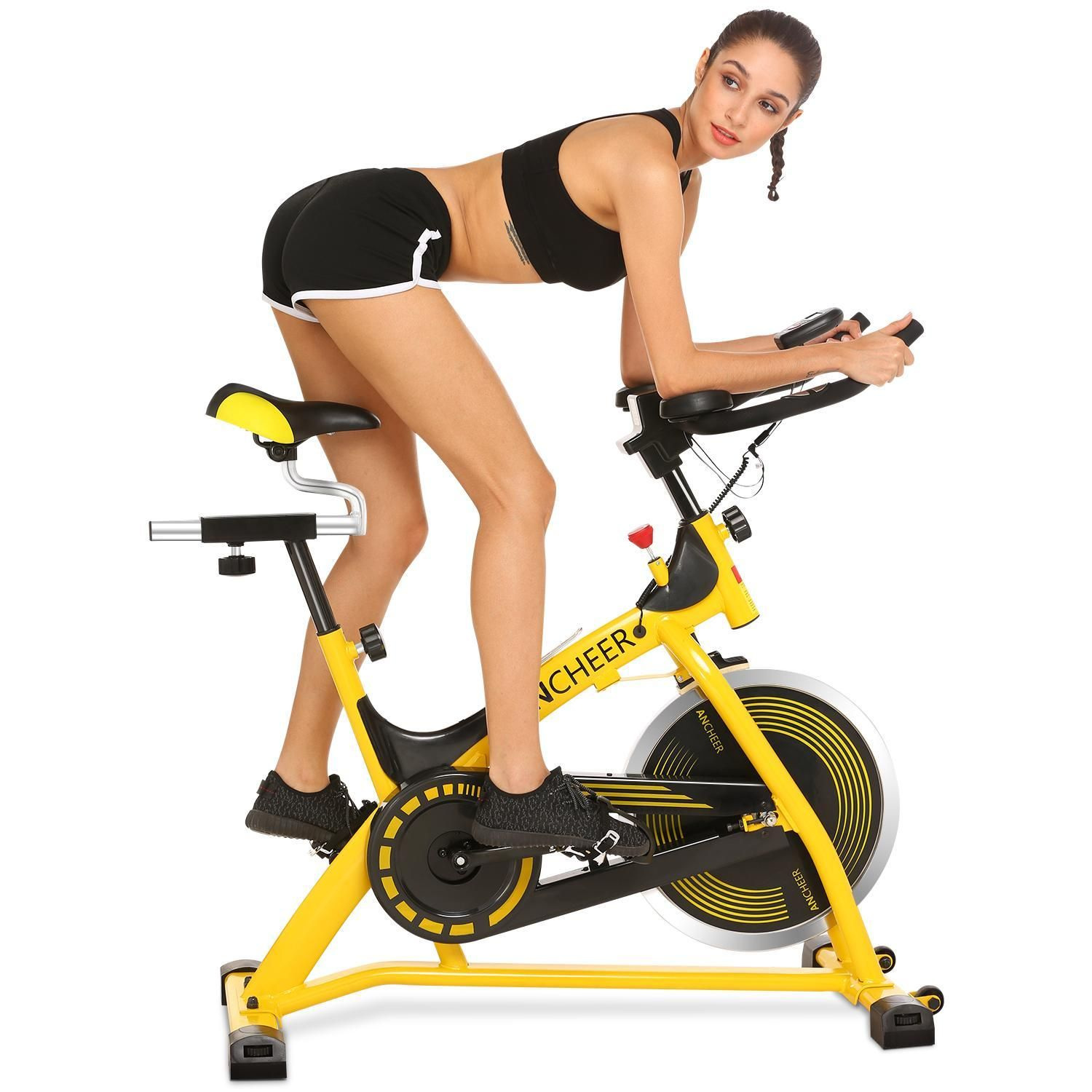 Schwinn Ic3 Indoor Cycling Bike With Tablet Holder Size Large