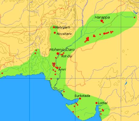 Essay On Mehrgarh Civilization Map - image 5