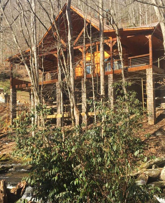 nc carolina usa mountains reviews cabin smoky cabins vacation booking rentals nantahala vrbo north
