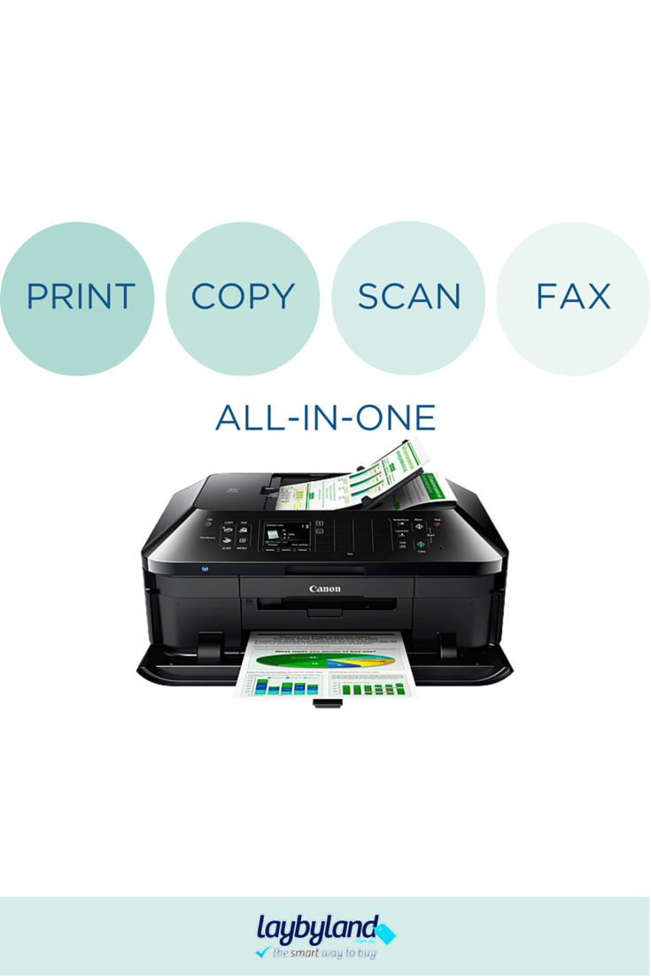 Layby Canon Pixma Mx926 Premium Office All In One Printer Printing Double Sided All In One Printer