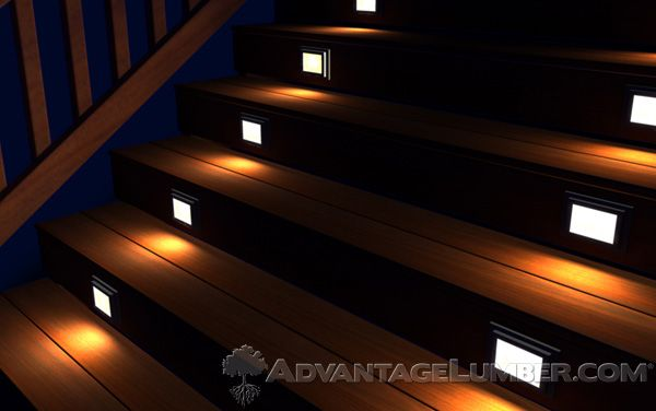 Best Want To Illuminate Your Deck Stairs Doorways Or 400 x 300
