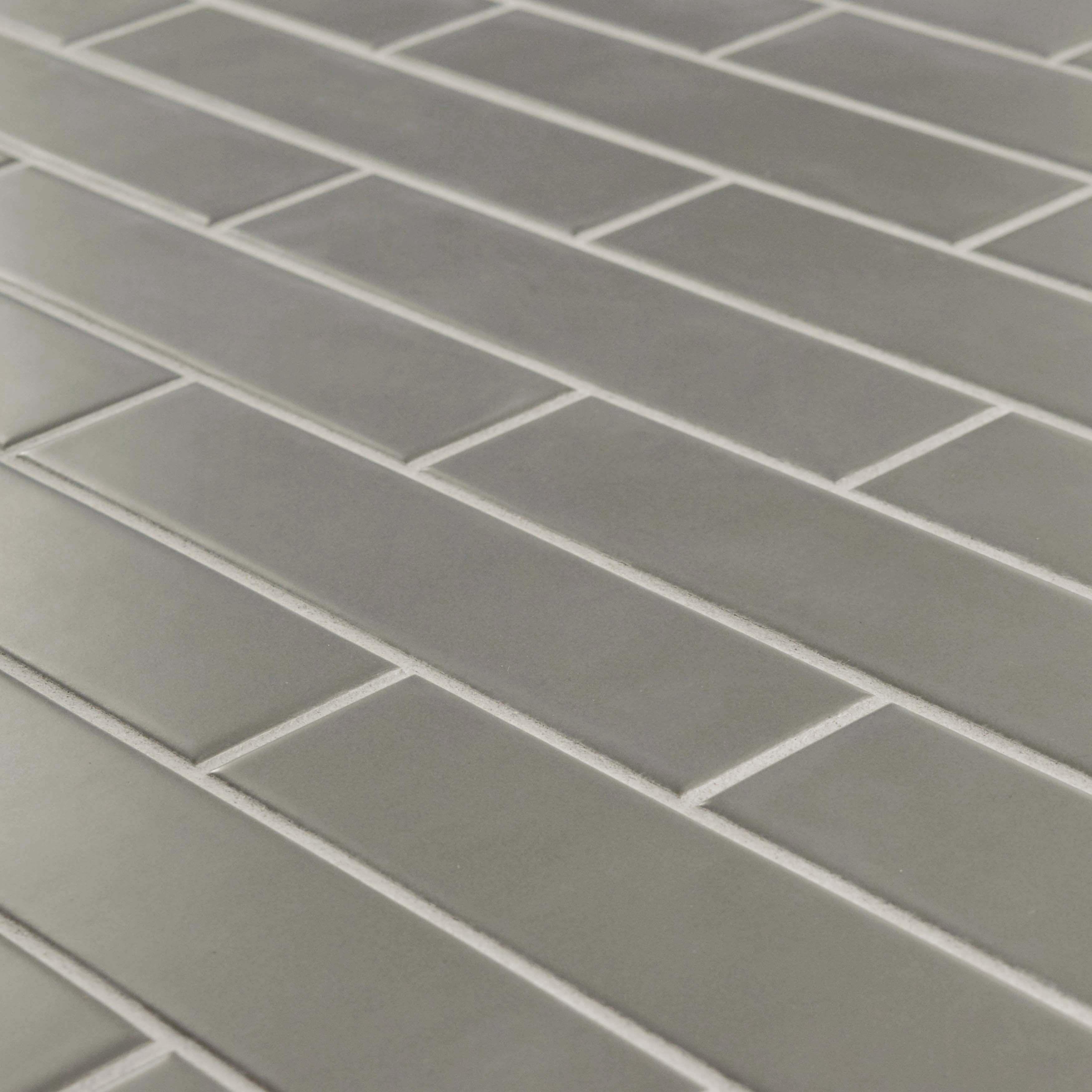 Elitetile Retro Soho 175 X 775 Porcelain Subway Tile In Matte