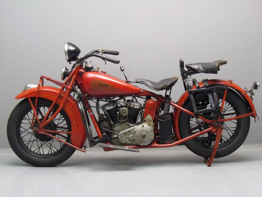 Indian 1932 standard scout 750cc 2 cyl sv american motorcyclesindian motorcyclesmobilescoutslifestylemotorbikeshtml
