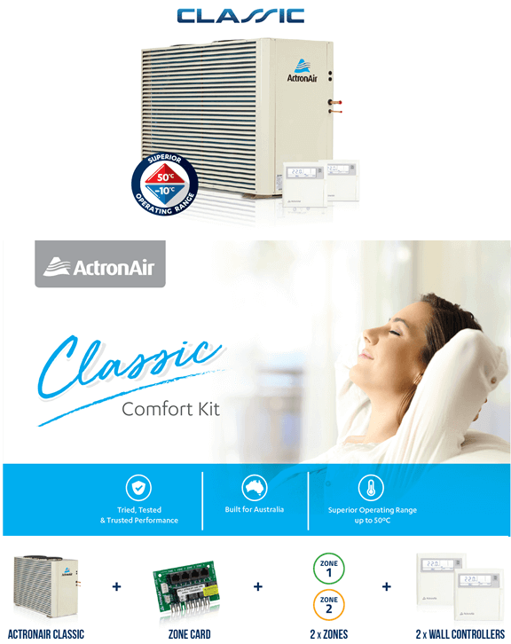 Actron Specials Actron Air Perth Air conditioning