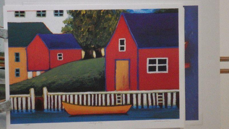 prints by carol ann shelton 1/2 price. Arts