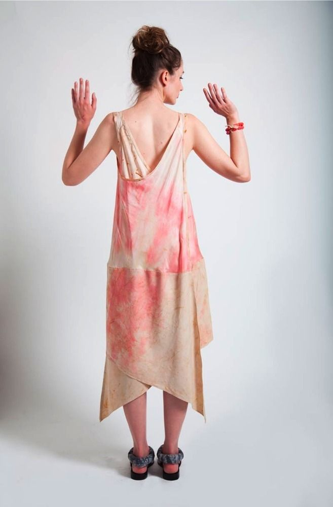 Image of Mobius Dress / Rust (Reg. $185) on sale 99 for D size Medium