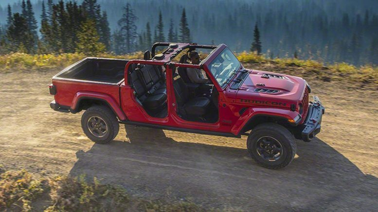 L A Auto Show The 2020 Jeep Gladiator Pickup Is A Wrangler That Hauls Read More Jeep Gladiator Jeep Wrangler Jeep