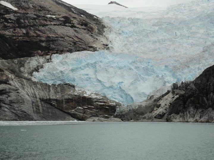 Bahía Parry, Tierra del Fuego, Chile
