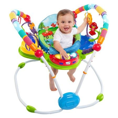 6723bc19b Baby Einstein™ Neighborhood Friends Activity Jumper™   Target