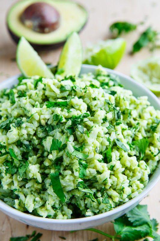 Рис для похудения салат