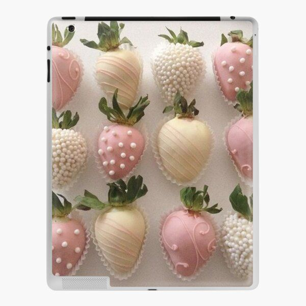 Strawberries iPad Case & Skin