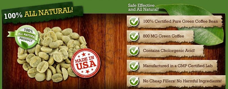 And can green coffee bean extract assist everyone