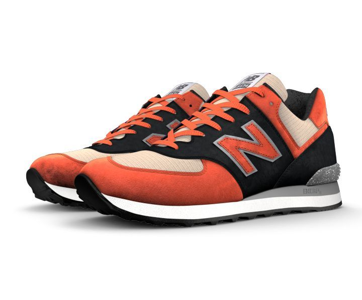 selbst erstellten NB 574 | wunsch sneaker in 2019 | New
