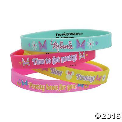 Minnie Bowtique Bracelets