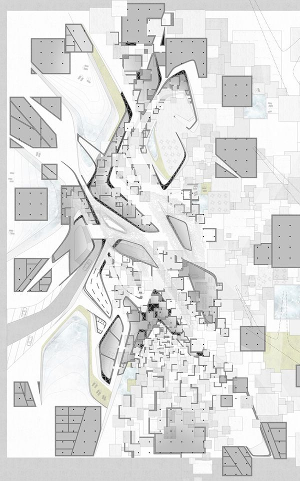 Presidential library 2 architecture she pinterest for Architecture parametrique
