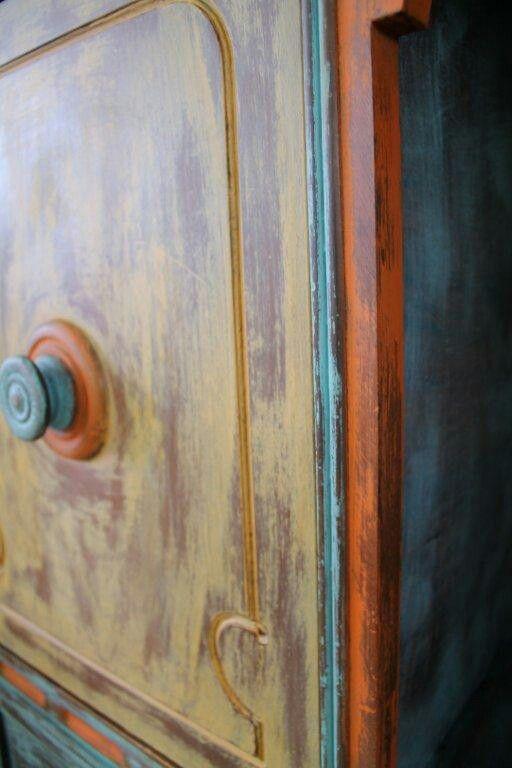 annie sloan provence barcelona orange arles diy painted beyond 2 pinterest annie. Black Bedroom Furniture Sets. Home Design Ideas