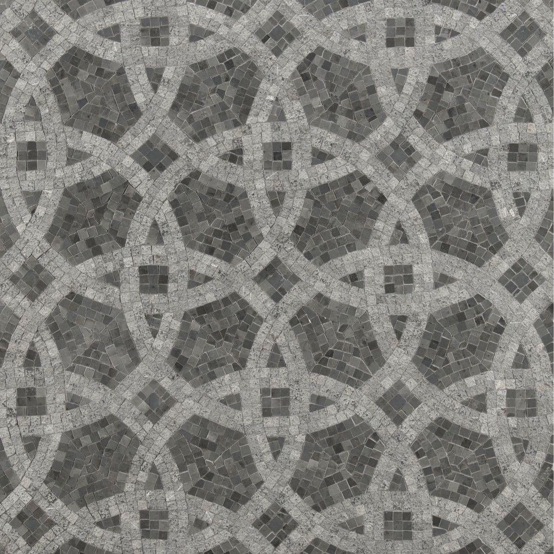 Piccolino Mosaics | ANN SACKS Tile & Stone | tesselation mosaic with ...