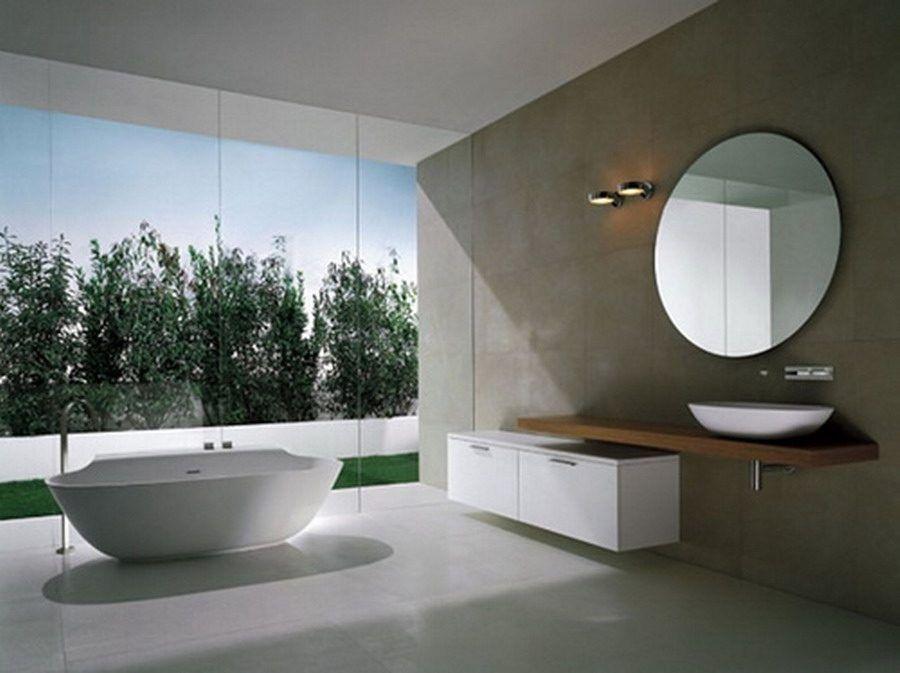 Casa de banho moderna minimalista fotos e imagens for Casa minimalista pinterest