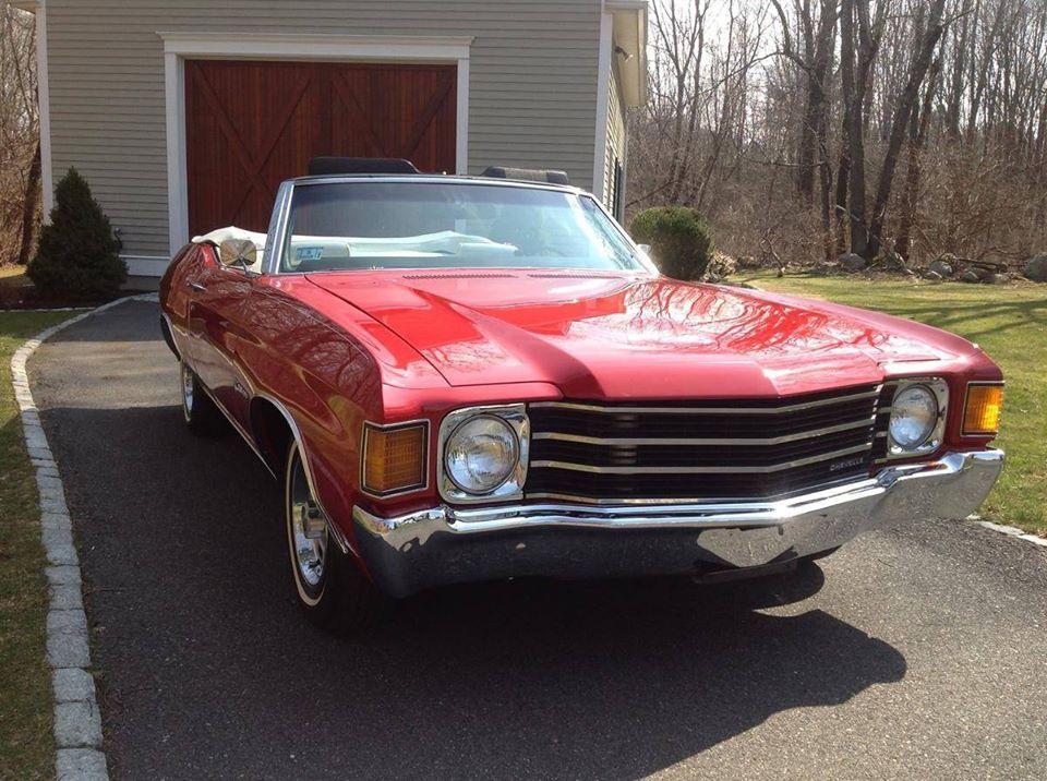 1972 Chevy Chevelle Malibu (MA) - $34,900 Please call Jim @ (617 ...