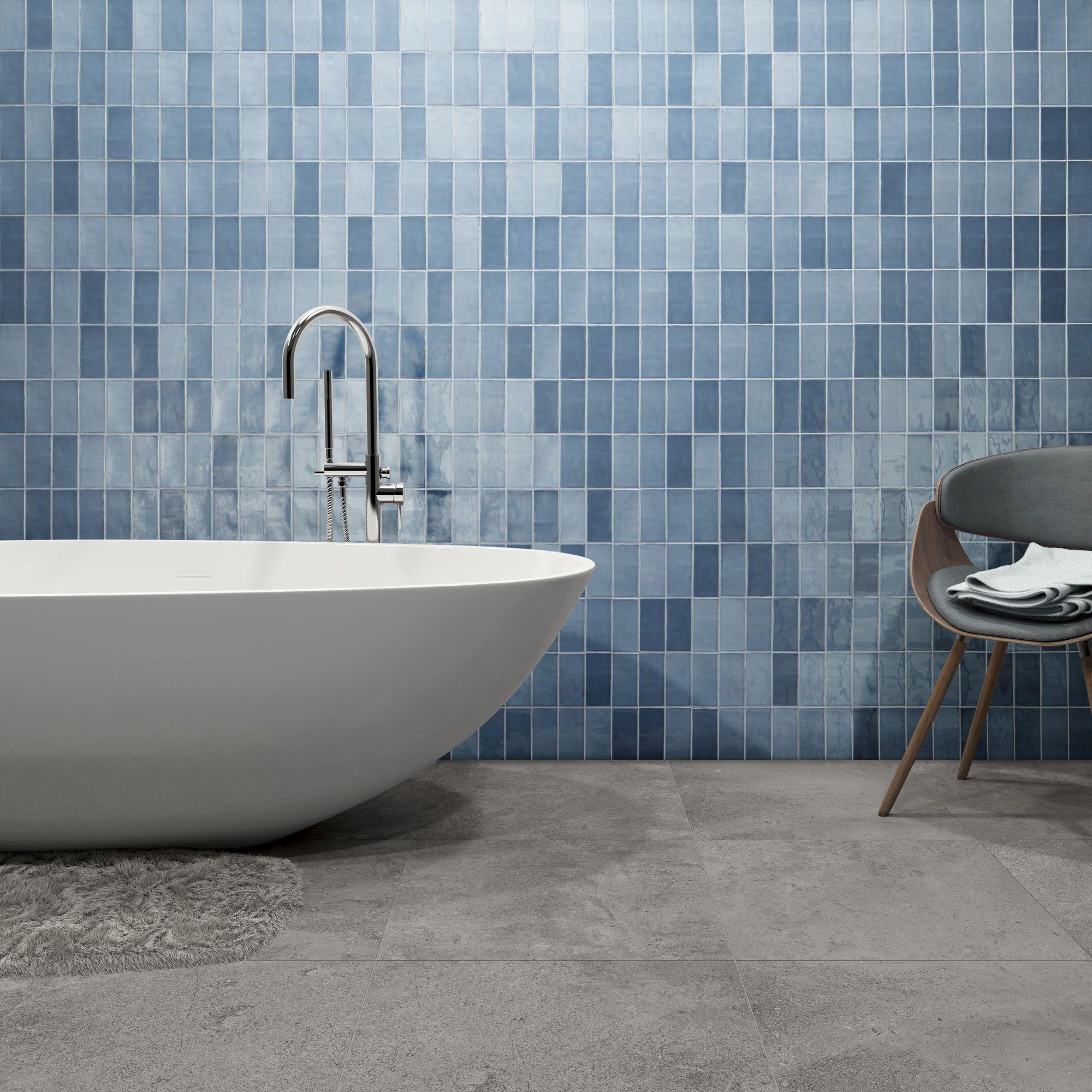 New Zellige Jade Wall Tiles In 2020 Tile Design Bespoke Bathroom Luxury Design