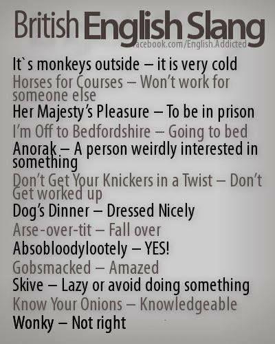british dating slang is holly dating zeke