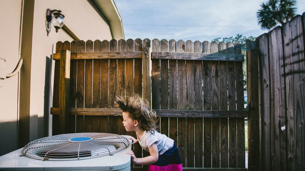 How Air Conditioners Work Solar power diy, Central air