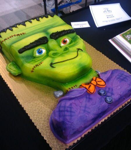 Astounding Sunday Sweets Does The Monster Mash Halloween Theme Birthday Funny Birthday Cards Online Inifodamsfinfo
