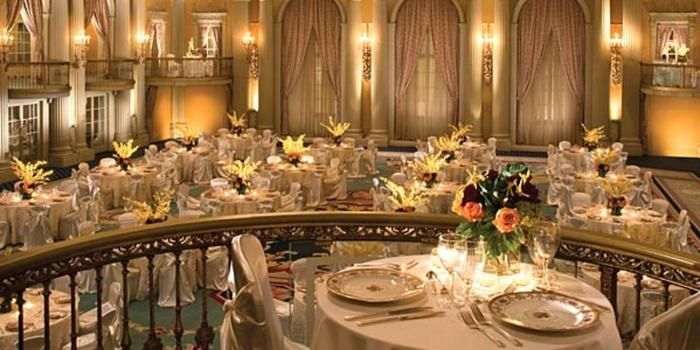Millennium Biltmore Hotel Los Angeles Weddings Price Out And Compare Wedding Costs For Ceremony Reception Venues In Ca