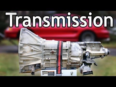 How To Replace Transmission >> Transmission Repair How A Gearbox Repairs How To Replace A