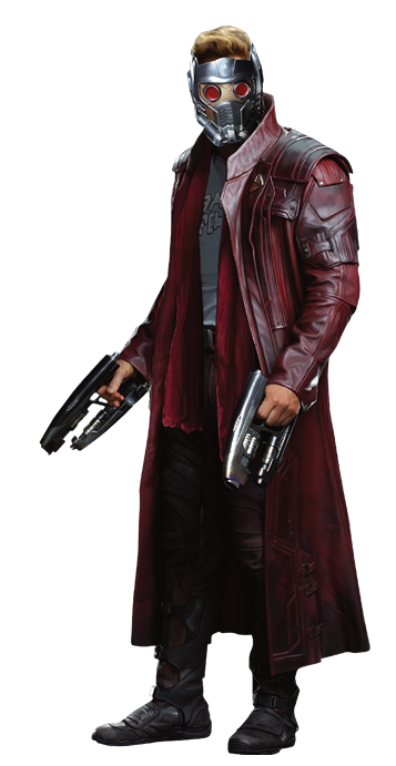 Star Lord By Cptcommunist Dbfpfal Png 357 691 Vingadores