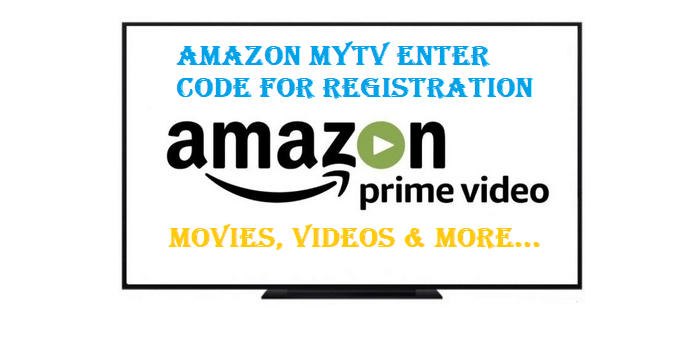 Get Free Amazon Com Mytv Enter Code For Tv Registration Find The Latest Amazon Prime Video Mytv Ente Amazon Prime Video App Amazon Promo Codes Prime Video App