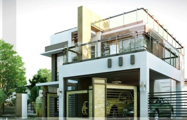Perfect House Design With Rooftop Philippines