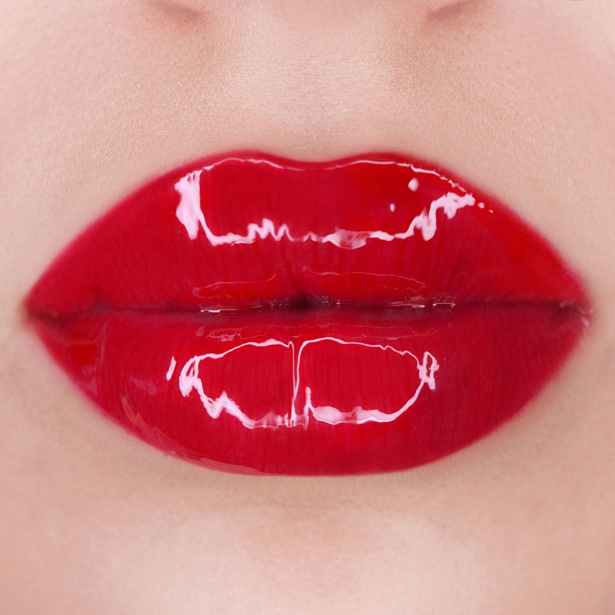 Maraschino Cherry Lip Gloss Cherry Red In 2020 Wet Lips