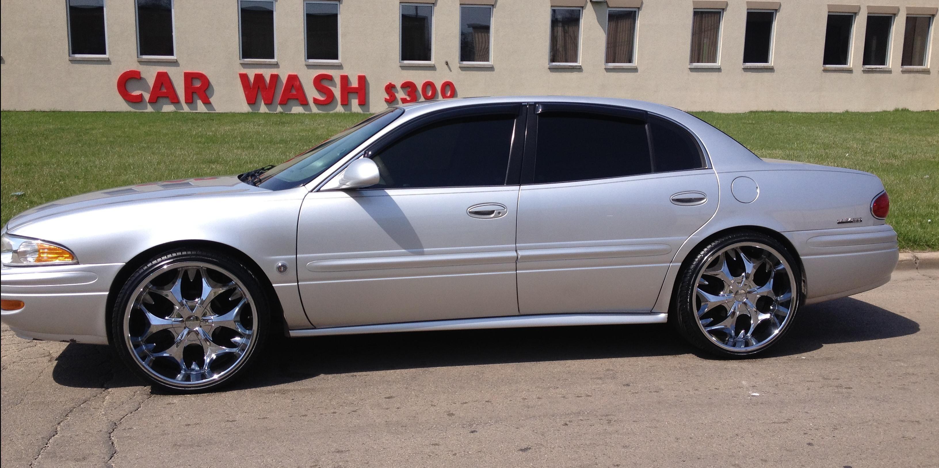 Customized Buick Lesabre Custom 2001 - Google Customizations Of