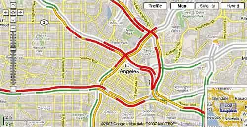 traffic visualisation | random things that inspire me