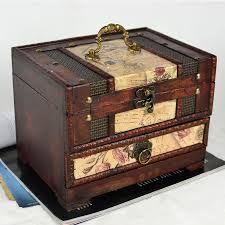 Afbeeldingsresultaat voor vintage jewelry box Non of your Bidniss