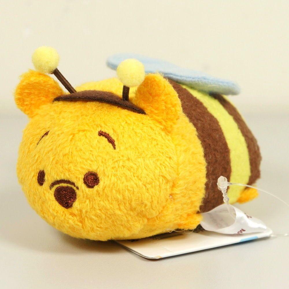 Fabulous Japan Disney Store Winnie The Pooh Bee Beanbag Plush Tsum Frankydiablos Diy Chair Ideas Frankydiabloscom