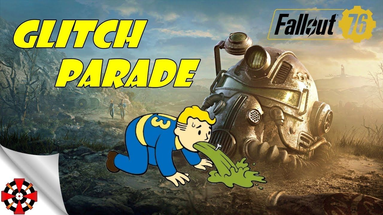 Fallout 76 - Ultimate Glitch Parade! (Funny Moments & Crazy Bugs