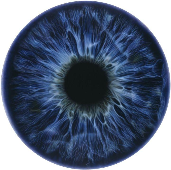 Marc Quinn Creates Hyperrealistic Oil Paintings Of Eyeballs Eye