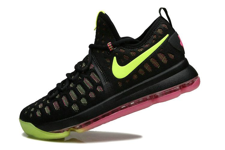 new product 50bbc 17efd Official KD 9 Unlimited 843392 999 MultiColor Multi Color Mens Basketball  Shoes 2018 For Sale