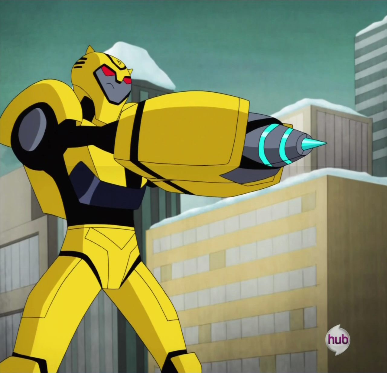 Bumblebee Transformers Animated Transformers An...