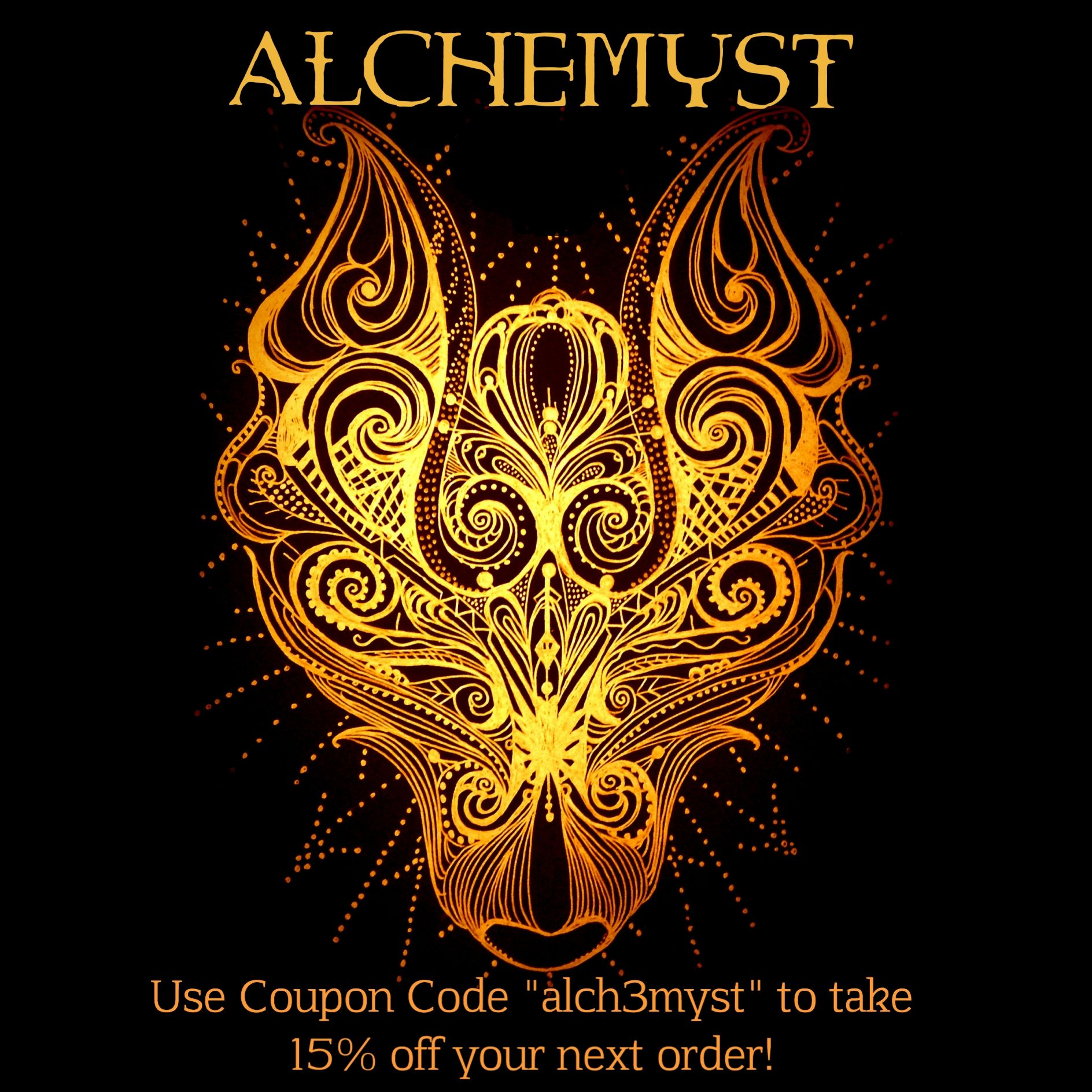 Take 15 off your next alchemyst order with coupon code alch3myst take 15 off your next alchemyst order with coupon code alch3myst fandeluxe Images