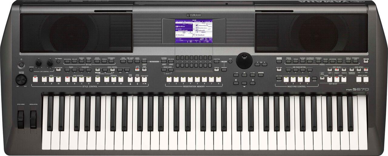 yamaha keyboard voices free