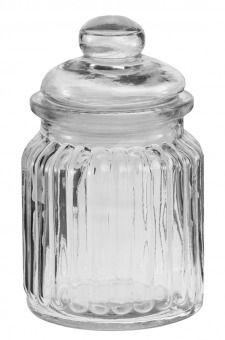 Vorratsglas country geriffelt 290 ml kleines vorratsglas mit deckel material glas - Nanu nana weihnachten ...