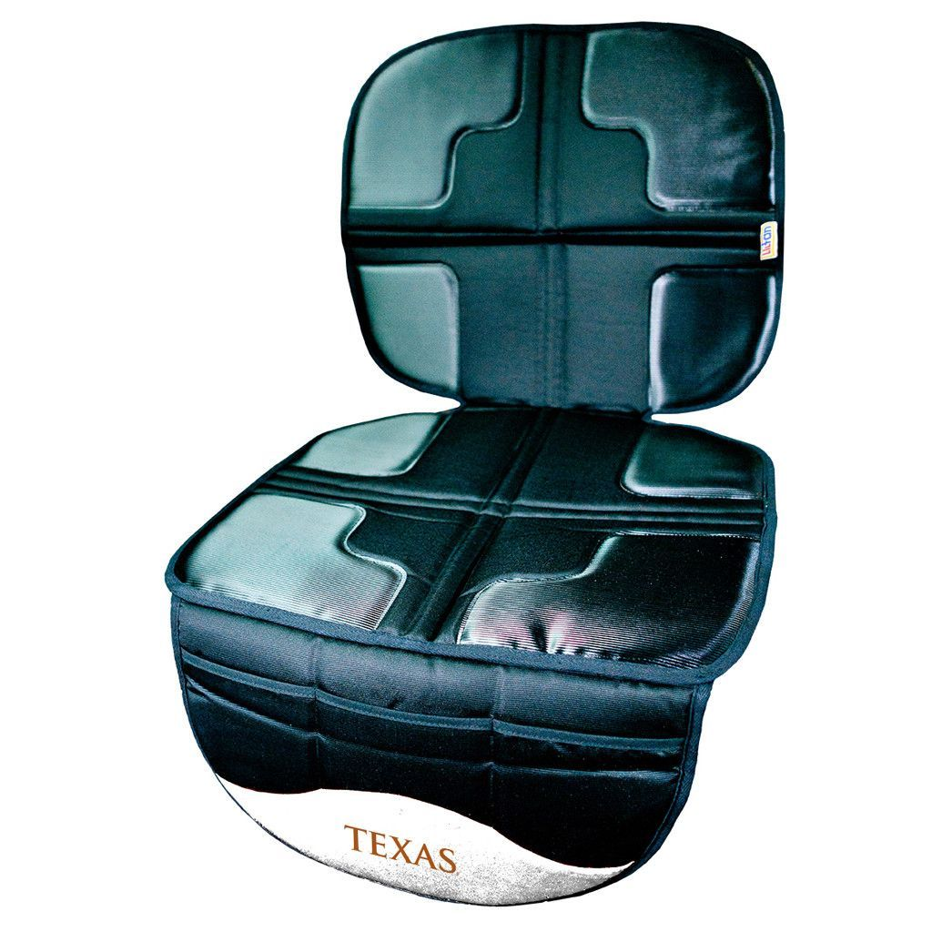 Texas Longhorns Car Seat Protector by Lil Fan