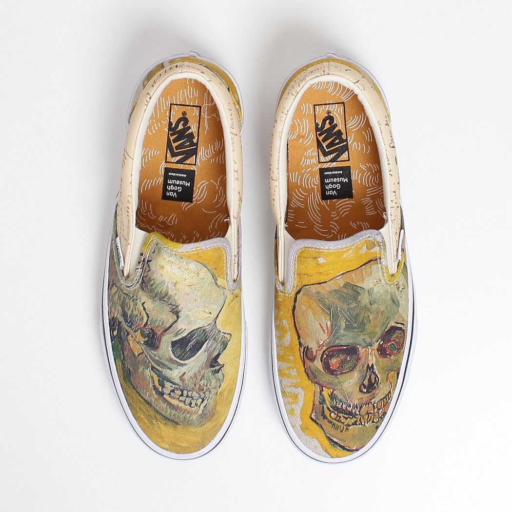 Vans  Van Gogh  Pack at Urban Industry Limited Edition Trainers 36a7f428b