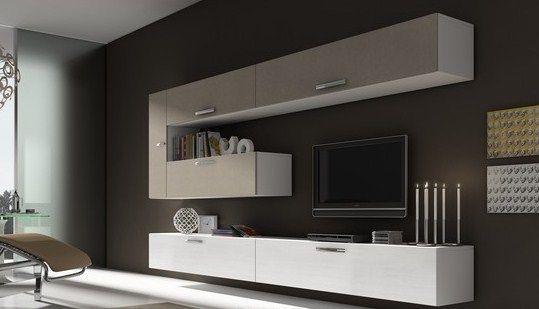 Resultado de imagen para modular durlock Muebles de tv Pinterest