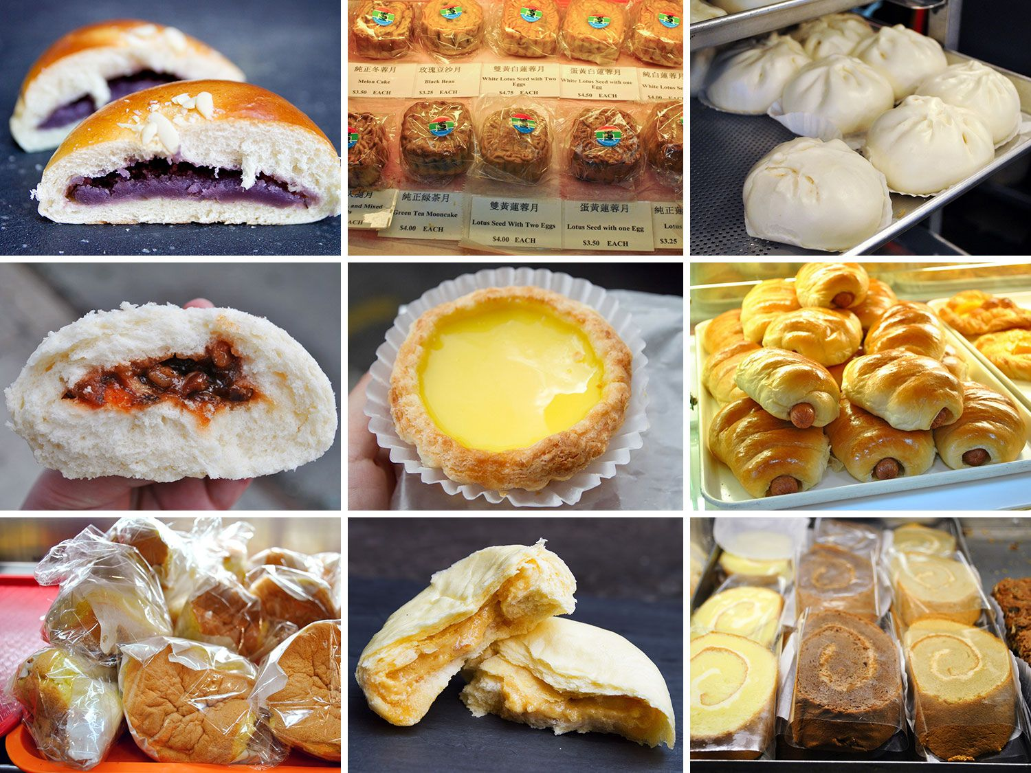 The Best Chinese Bakery Sweets in Manhattan\'s Chinatown